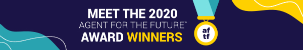Apply for a 2020 Agent for the Future™ Award 2